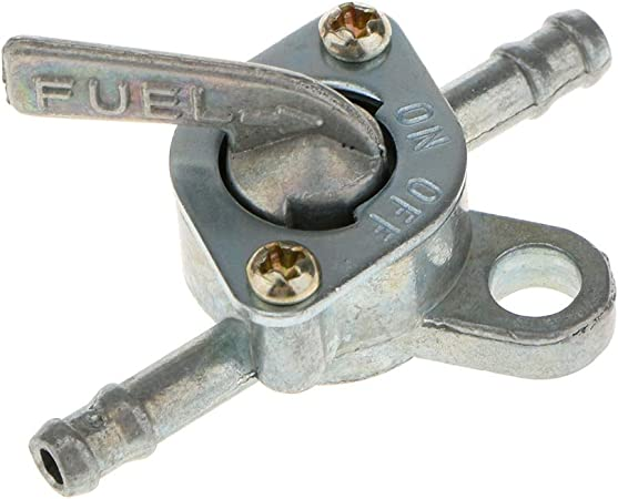 FUEL SHUT OFF GAS VALVE SWITCH PETCOCK  ATV GO KART 50cc 70cc 90cc 110cc 125cc