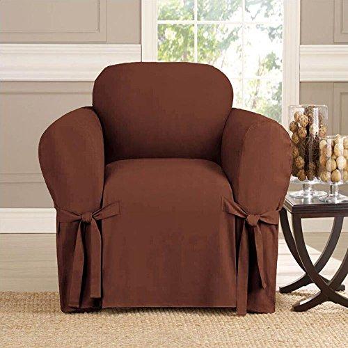 Sofa Slipcovers On Amazon: Microsuede Furniture Sofa Slipcovers Slipcover Chair 70 X