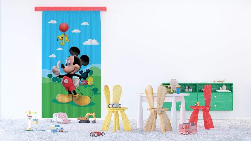 Multicolore AG Design FCSL 7141 Rideau 140 x 245 cm 100/% PES Light