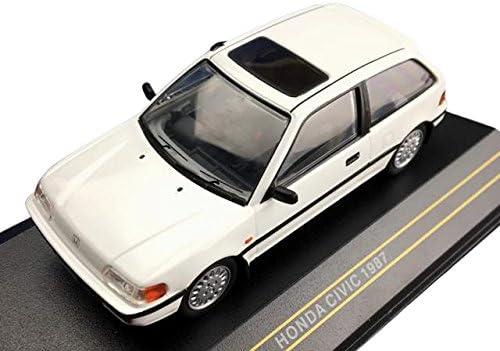 First43/ファースト43 ホンダシビック 1987 ホワイト 1/43スケール F43-041