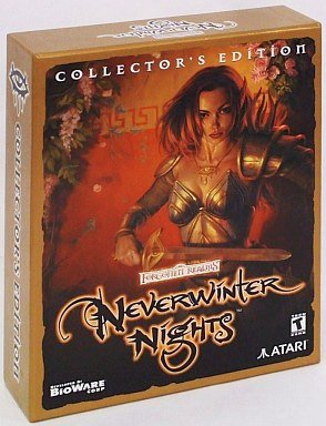 Neverwinter Nights 日本語版 コレクターズ エディション B00008DZAX