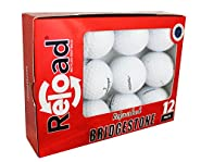 Bridgestone Reload Recycled Golf Balls B330-RXS Refurbished Golf Balls (12 Pack)