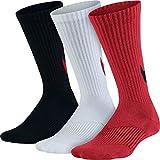 Nike Kids 3-Pack Graphic Cotton Cushion Little Kid/Big Kid Multicolor Boys Socks