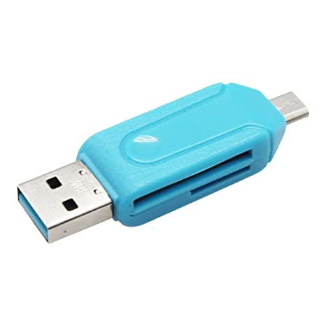 Memoria USB 2.0 + TF, Micro SD, OTG, lector de tarjeta ...