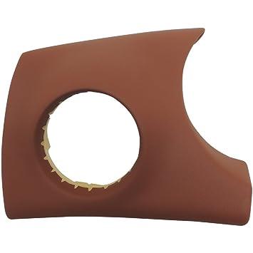 2013 – 14 Chevy Cruze W/O sin llave Start LH ladrillo piel Dash Panel
