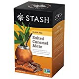 Stash Tea Salted Caramel Mate, 18 Count