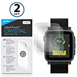 Pebble Time 2 Screen Protector, BoxWave [ClearTouch