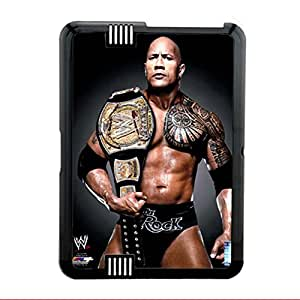Generic For Kindle Fire Hd Printing Wwe The Rock Dwayne Johnson Protective Phone Case For Girl Choose Design 5