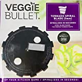 Veggie Bullet Tornado Spiral 5mm Ribbon Spiralizer Steel Blade Accessory