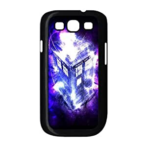 Unique Phone Case Pattern 13TV Show Doctor Who - The Police Box- For Samsung Galaxy S3
