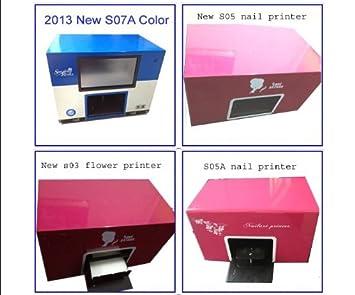 Amazon.com: Auténtico arce uñas impresoras 4 modelos: Beauty