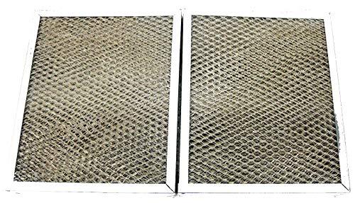 - (RB) OEM GeneralAire 990-13 Evaporator Pad Media Filters (2 PAK) for 709 990 1040 1042