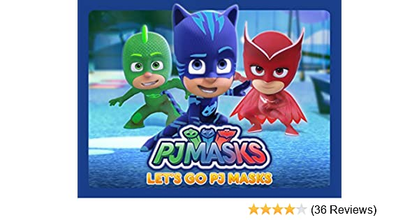 Amazon.com: PJ Masks - Lets Go PJ Masks: Jacob Ewaniuk, Kyle Harrison Breitkopf, Addison Holley, Christian De Vita: Amazon Digital Services LLC