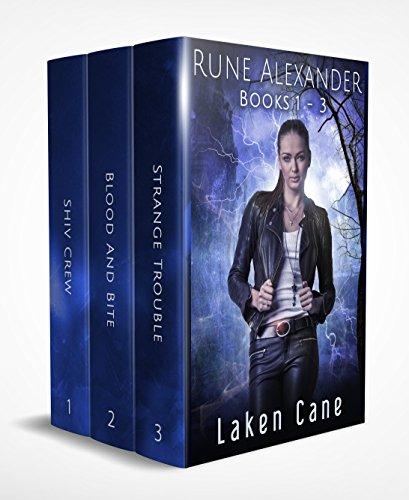 Box Set: Rune Alexander- Vol. 1-3 (Rune Alexander Box Set Book 1)