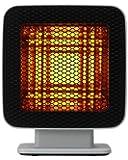 プラスマイナスゼロ ±0 リフレクトヒーター XHS-Z310 (ライトグレー)