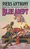 img - for Blue Adept (The Apprentice Adept, Book 2) book / textbook / text book