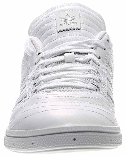 Adidas Busenitz Classificato Bianco / Nero / Argento Metallizzato