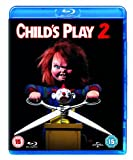 Child's Play 2 [Blu-ray] cover.