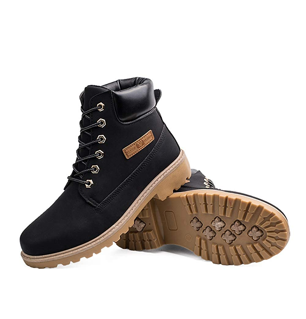 excellent.c Mens Tactical Boots with Sneakers Outdoor high Shoes Casual Shoes
