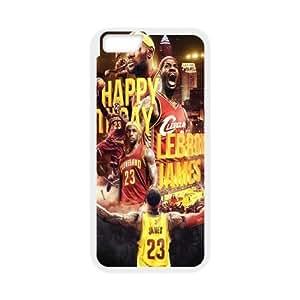 LeBron James SANDY0060295 Phone Back Case Customized Art Print Design Hard Shell Protection Iphone 6