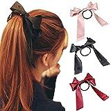 Fashion Story Elastic Hair Bow Photography Baby Girl Headband Head Wrap Knotted (6PCS)
