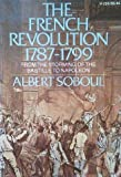The French Revolution, 1787-1799 : From the storming of the Bastille to Napoleon