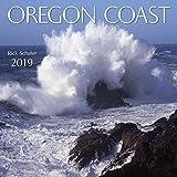 2019 Oregon Coast Wall Calendar