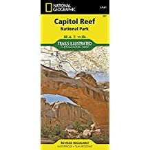 Capitol Reef National Park (Trails Illustrated)
