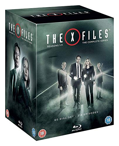 The X-Files Complete Series - Seasons 1-11 [Blu-ray] for sale  Delivered anywhere in Canada