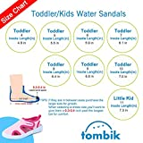 tombik Toddler Cute Aquatic Water Shoes Boys/Girls