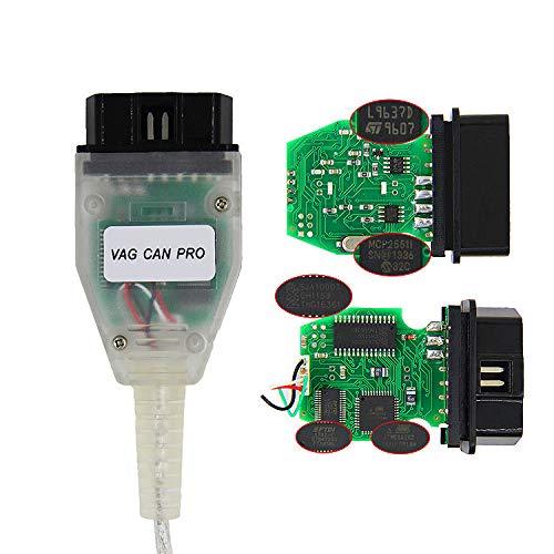 Cikuso Lo Strumento diagnostico Professionale di di ispezione automobilistica pu/ò PRO Can Bus Uds K Line SW Versione 5.5.1 Vcp Scanner o per Diagnostics