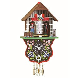 ISDD Cuckoo Clocks Black Forest Clock Black Forest House Weather House