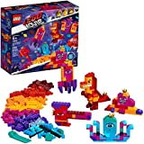 LEGO The LEGO Movie 2 Queen Watevra's Build Whatever Box! 70825 Building Kit , New 2019 (455 Piece)