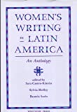 Women's Writing in Latin America : An Anthology, , 0813305519
