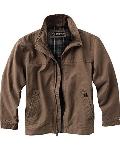 Dri Duck Maverick Jacket Sizes (XL-XXL) Khaki X-Large