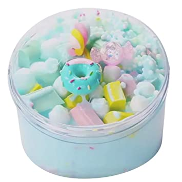 Novelty & Gag Toys Gags & Practical Jokes 2018 Slow Rising Squishy Beautiful Color Mixing Cloud Slime Squishy Putty Scented Stress Kids Clay Toy Stress Relief Toy #20