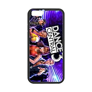 Dance Central 3 iPhone 6 4.7 Inch Cell Phone Case Black 53Go-202585