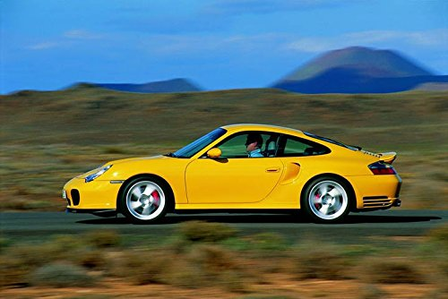 2000 Porsche 911 996 Turbo Factory Photo