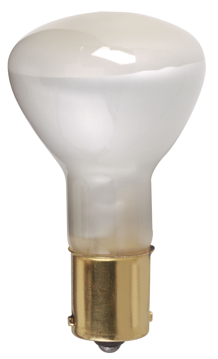Satco S3618 SC Bayonet Base Shatterproof 20-Watt R11.5 Light Bulb Frosted Satco Products