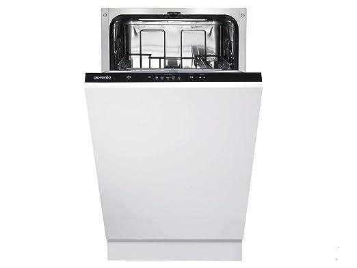 Gorenje GV52010 lavavajilla Totalmente integrado 9 cubiertos A++ ...