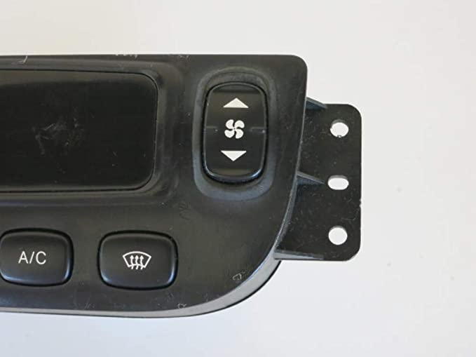 05 06 Suzuki Verona AC Heater Climate Control Unit Switch OEM