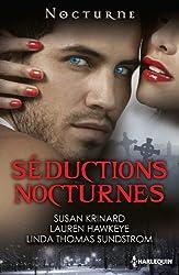 Séductions nocturnes : 3 histoires de romance paranormale
