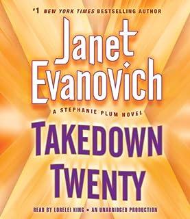 Book Cover: Takedown Twenty: A Stephanie Plum Novel