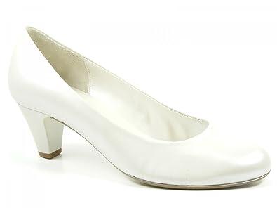 Heels Schuhe 200 F Pumps Weite 85 Gabor Damen High Perlmut fvUIIxq