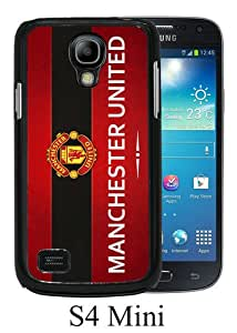 PAN Personalized Design Manchester United 9 Black Samsung Galaxy S4 Mini Case