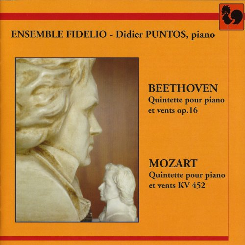 Quintet for piano and winds K. 452: III. Allegretto