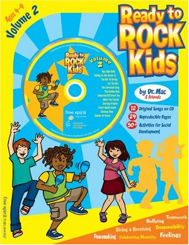Download Ready to Rock Kids Volume 2: CD and Activity Book (Ready to Rock Kids Series) PDF