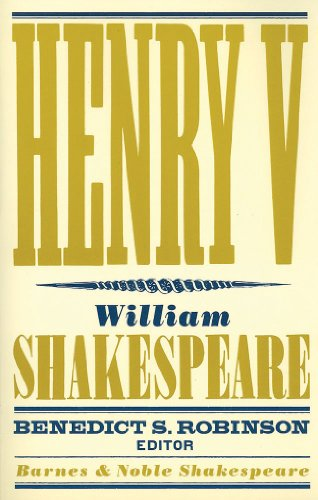 Henry V (Barnes & Noble Shakespeare)