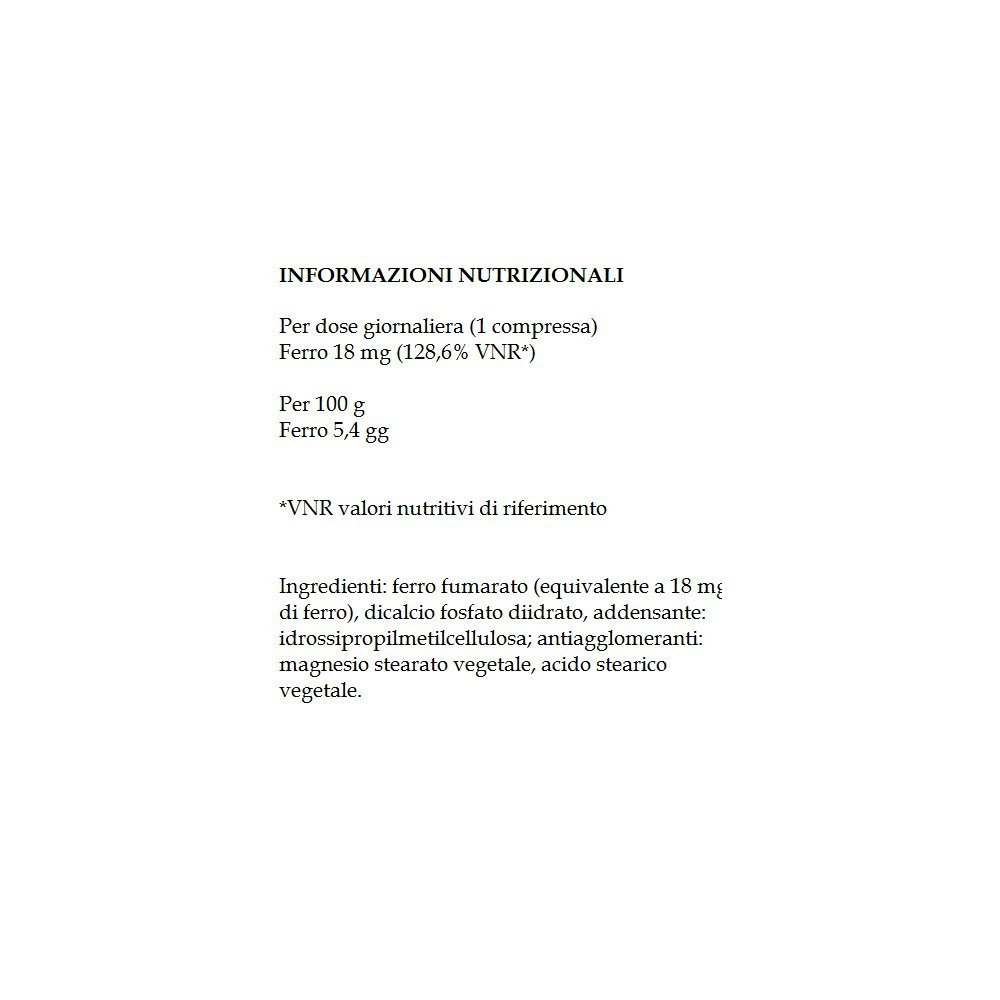JAMIESON FERRO A RILASCIO PROLUNGATO 100 CPR: Amazon.es: Salud y cuidado personal