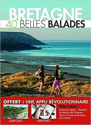40 belles balades Bretagne